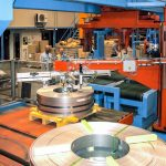 Automatic coil packing line and system